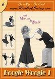 World of Swing DVD #6 - Boogie Woogie (Six Count Swing) Vol. 1