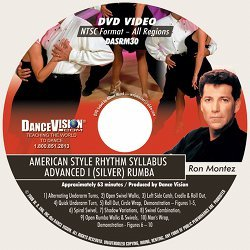 Rumba (Silver) American Style Rhythm (Ron Montez)