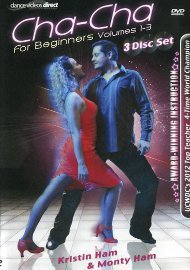 Cha-Cha for Beginners - Disc 2