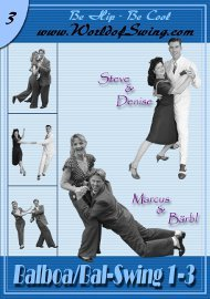 World of Swing DVD #3 - Balboa & Bal-Swing Disc 1