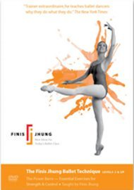 The Finis Jhung Ballet Technique: The Power Barre