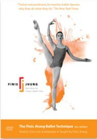The Finis Jhung Ballet Technique: Stretch, Turnout & Extension
