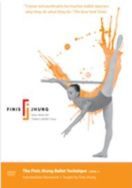 The Finis Jhung Ballet Technique Level 4: Intermediate Barrework