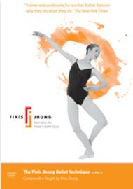 The Finis Jhung Ballet Technique Level 3: Centerwork