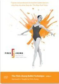 The Finis Jhung Ballet Technique Level 3: Barrework
