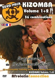 Kizomba 36 Combinations - Disc 1 (EXCP Bronze)