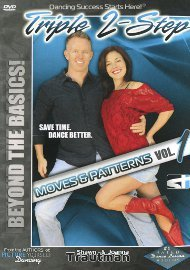 Triple Two-step Moves & Patterns Volume 1