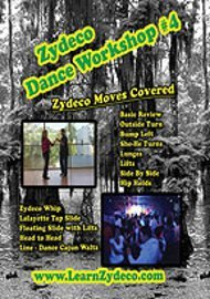 Zydeco Dance Workshop #4