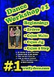 Zydeco & Cajun Dance Workshop #1