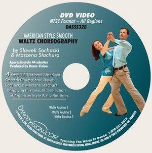 American Style Waltz Choreography