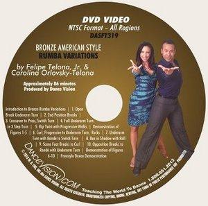 American Style Bronze Rumba Variations