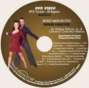 American Style Bronze Mambo Variations