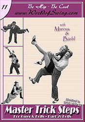 World of Swing DVD #10 - Master Trick Steps For Guys, Part 1
