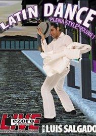 "Latin Dance ""Plena"" with Luis Salgado"