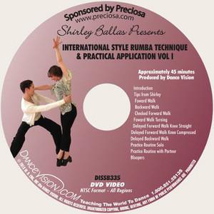 Int'l Rumba Tech. & Practical Application (EXCP Bronze)