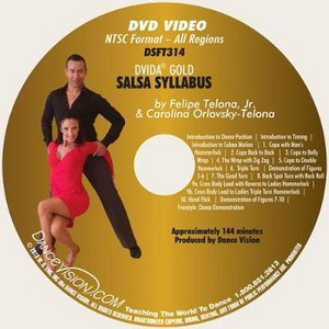 New Salsa Gold Syllabus (EXCP Bronze)