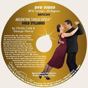 New Gold Argentine Tango Syllabus (EXCP Bronze)