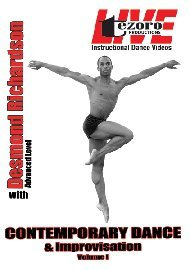 Contemporary Dance & Improvisation Vol. 1