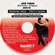 Argentine Tango Strictly Sacadas