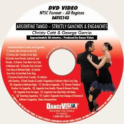 Argentine Tango Strictly Ganchos & Enganches