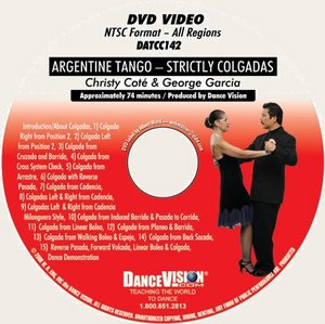 Argentine Tango Strictly Colgadas