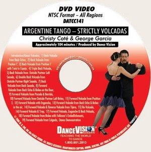 Argentine Tango Strictly Volcadas
