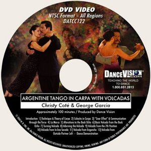 Argentine Tango In Carpa with Volcadas
