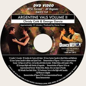 Argentine Tango Vals Volume II
