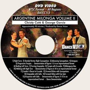 Argentine Tango Milonga Volume II