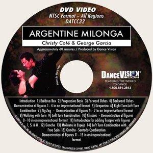 Argentine Tango Milonga Volume I