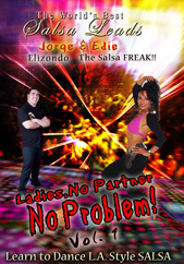 Salsa: Ladies, No Partner, No Problem! #1