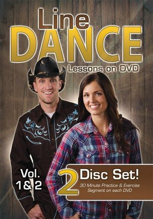 Line Dance Lessons on DVD Vol 1