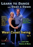 West Coast Swing Vol 1 - Learn the Basics & More