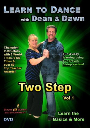 Two Step Vol 1 - Learn the Basics & More (Country Two Step)