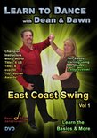 East Coast Swing Vol 1 - Learn the Basics & More