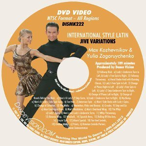International Latin Jive Variations (DISMK222)