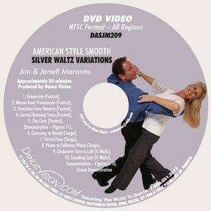 American Smooth Open Silver Waltz Variations (Maranto)