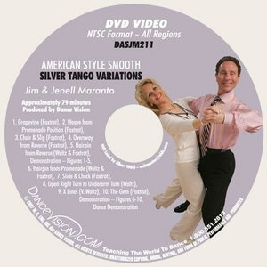 American Smooth Open Silver Tango Variations (Maranto)