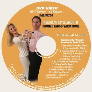 American Smooth Open Bronze Tango Variations (Maranto)
