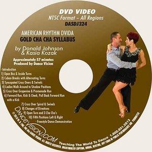 American Rhythm DVIDA Gold Cha Cha Syllabus