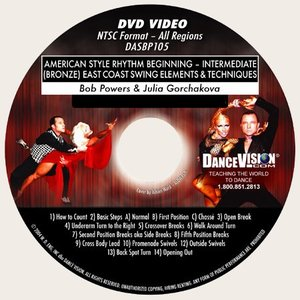 American Rhythm Bronze East Coast Swing Elements & Techniques (DASBP104)