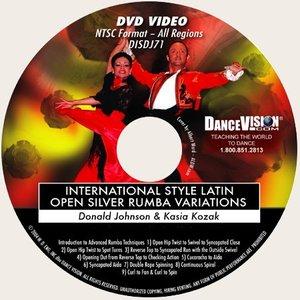 International Latin Open Silver Rumba Variations (DISDJ71)