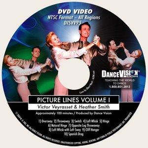 Dance Vision Picture Lines Volume I (DISVV95)