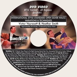 International Open Silver Waltz Variations & Techniques (DISVV91)