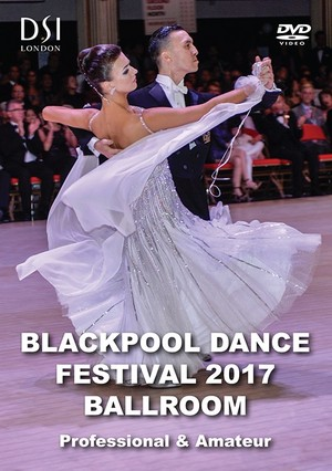 2017 Blackpool Dance Festival DVD / Amateur Ballroom (Disc 1)
