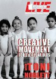 Creative Movement for 3 & 4 Year Olds