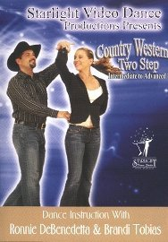 Country Western 2 Step Intermediate To Advanced