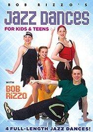 Jazz Dances For Kids & Teens
