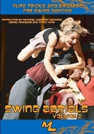 Swing Aerials Vol. 2 - Flips, Tricks and Airsteps for Swing