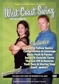 West Coast Swing for Beginners Volume 1